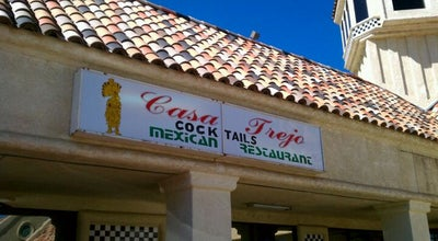 Photo of Mexican Restaurant Casa Trejo at 34636 County Line Rd, Yucaipa, CA 92399, United States