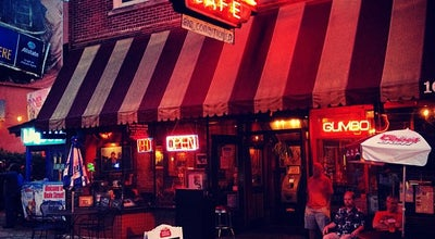 Photo of Cajun / Creole Restaurant Kings Palace Cafe at 162 Beale St, Memphis, TN 38103, United States