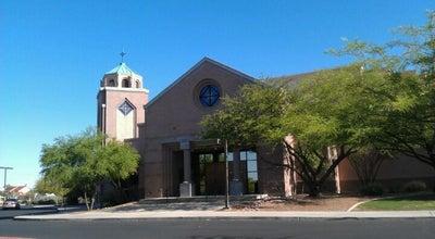 Photo of Church St. Elizabeth Ann Seton Catholic Church at 8650 N Shannon Rd, Tucson, AZ 85742, United States