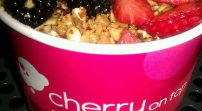 Photo of Ice Cream Shop Cherry On Top at 176 W Foothill Blvd, Monrovia, CA 91016, United States