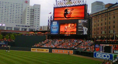 Photo of Baseball Stadium Oriole Park At Camden Yards at 333 W Camden St, Baltimore, MD 21201, United States