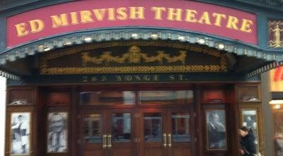 Photo of Theater Ed Mirvish Theatre at 244 Victoria St., Toronto, ON M5B 1V8, Canada
