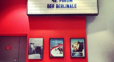 Photo of Indie Movie Theater Arsenal at Potsdamer Str. 2, Berlin 10785, Germany