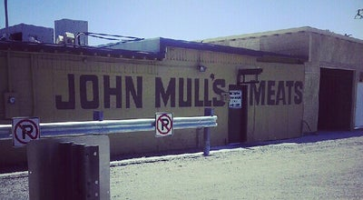 Photo of BBQ Joint John Mull's Meats and Road Kill Grill at 3730 Thom Bvld, Las Vegas, NV 89130, United States