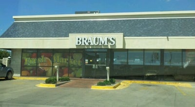 Photo of Ice Cream Shop Braum's Ice Cream & Dairy at 3501 N Range Line Rd, Joplin, MO 64801, United States
