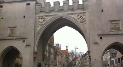 Photo of Monument / Landmark Karlstor at Karlsplatz (stachus), München 80335, Germany