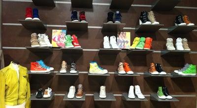 Photo of Shoe Store Calvani at Via Degli Speziali, Firenze, Italy