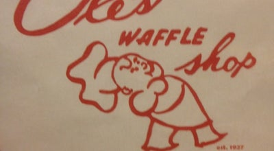 Photo of Diner Ole's Waffle Shop at 1507 Park St, Alameda, CA 94501, United States
