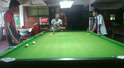 Photo of Pool Hall Kelab snuker raub at Bandar Raub, Raub 27600, Malaysia