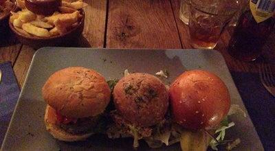 Photo of Burger Joint Burgerlijk at Rechtsstaat 37, Maastricht, Netherlands