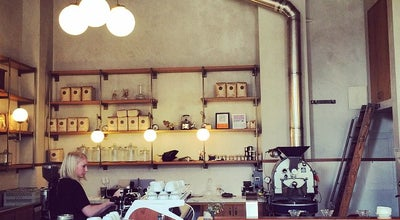 Photo of Restaurant Sightglass Coffee at 3014 20th St, San Francisco, CA 94110, United States