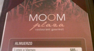 Photo of Argentinian Restaurant Moom Plaza at Av. Rivadavia 17581, Morón 1712, Argentina