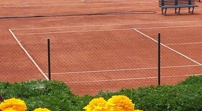 "Photo of Tennis Court Tenisa klubs ""Rīgas Satiksme"" at Ezermalas Iela 32, Riga LV-1014, Latvia"
