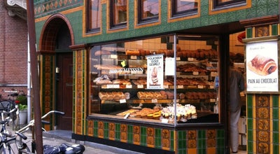 Photo of Bakery Broodbakker Simon Meyssen at Koninginneweg 135, Amsterdam 1075 CL, Netherlands