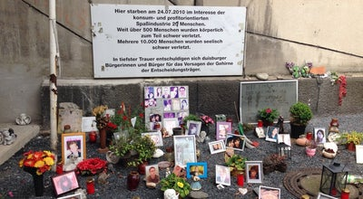 Photo of Monument / Landmark Loveparade Memorial at Duisburg Mitte, Germany