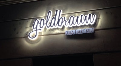 Photo of BBQ Joint Goldbraun - Coba Curry Kult at Poppenstr.1, Ingolstadt 85049, Germany