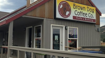 Photo of American Restaurant Brown Dog Coffee at 713 S Hwy 24, Buena Vista, CO 81211, United States