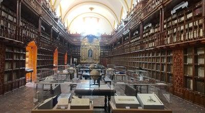 Photo of Art Museum Museo Biblioteca Palafoxiana at 5 Oriente 5, Puebla 72000, Mexico