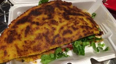 Photo of Spanish Restaurant Cachapa Loka at 578 Main Ave, Passaic, NJ 07055, United States