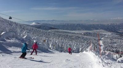 Photo of Ski Area ザンゲ坂 at 蔵王温泉, 山形市, Japan