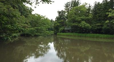 Photo of Historic Site 勾玉池 at 豊川町279, 伊勢市, Japan
