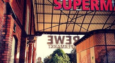 Photo of Supermarket REWE at Eldenaer Str. 34-36, Berlin 10247, Germany
