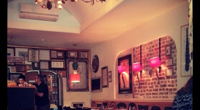 Photo of Middle Eastern Restaurant Hafez at 5 Hereford Rd, London W2 4AB, United Kingdom