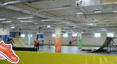 "Photo of Roller Rink Роллердром ""Рола Коло"" at Вул. Дмитра Донцова, 2а, Днепропетровск, Ukraine"