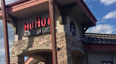 Photo of Restaurant HuHot Mongolian Grill at 130 Hutton Ranch Rd, Kalispell, MT 59901, United States