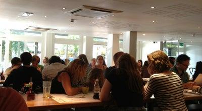Photo of Asian Restaurant Wagamama at 54-58 Mount Pleasant Rd, Tunbridge Wells TN1 1RB, United Kingdom