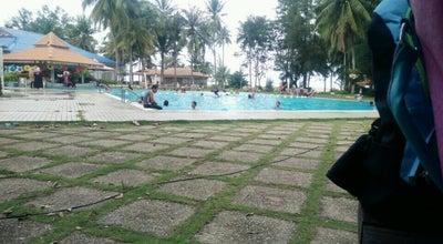Photo of Beach Perdana Beach Resort Swimming Pool at Malaysia
