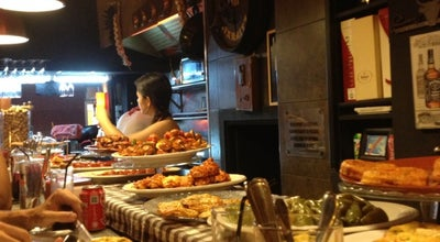Photo of Tapas Restaurant Bodega Biarritz at C. Vidre, 8, Barcelona, Spain