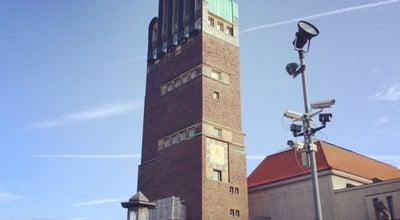 Photo of Historic Site Hochzeitsturm at Olbrichweg 15, Darmstadt 64287, Germany