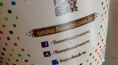 Photo of Ice Cream Shop Fioretto at Av. Des. Lourival De Almeida 05, Lj. 03, Guarapari 29200-250, Brazil