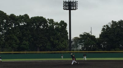 Photo of Baseball Field 秦野市中央運動公園野球場 at Japan
