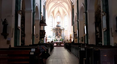 Photo of Church Kostol svätého Antona Paduánskeho (Františkánsky) | Church of St. Anthony of Padua (Franciscan) at Hlavná, Košice 040 01, Slovakia