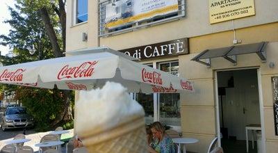 Photo of Ice Cream Shop Bacio di Caffe at Ogrodowa 2/1, Sopot, Poland
