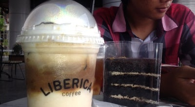 Photo of Cafe Liberica at The Park Mall, Solo, Indonesia