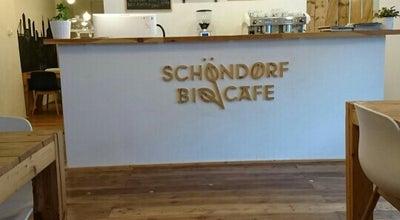 Photo of Coffee Shop Schöndorf Bio Cafe at Obchodná 48, Bratislava 811 06, Slovakia