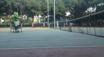 Photo of Tennis Court CBU Tenis Kortu at Turkey