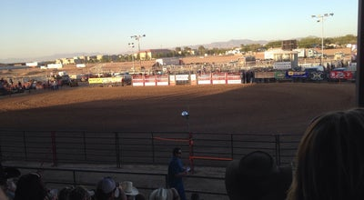 Photo of Racetrack Mohave County Fairgrounds at Kingman, AZ 86401, United States