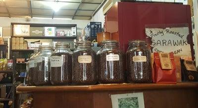 Photo of Coffee Shop Black Bean Coffee & Tea Company at 87, Jalan Ewe Hai, Kuching 93000, Malaysia