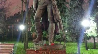 Photo of Monument / Landmark Памятник Суворову at Спасская Ул., Ulyanovsk, Russia