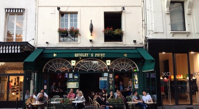 Photo of Pub Quigley's Point at 5 Rue Du Jour, Paris 75001, France
