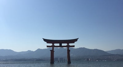 Photo of Historic Site O-torii gate at Japan