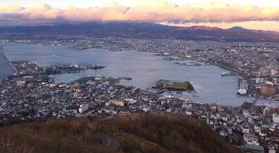 Photo of Trail 函館山山頂 at 函館山, 函館市, Japan