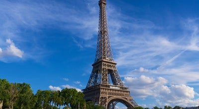 Photo of Monument / Landmark Tour Eiffel (Eiffel Tower) at 5 Avenue Anatole France, Paris 75007, France