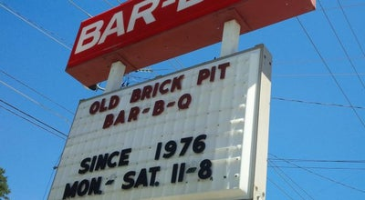 Photo of BBQ Joint Old Brick Pit Barbeque at 4805 Peachtree Rd, Atlanta, GA 30341, United States