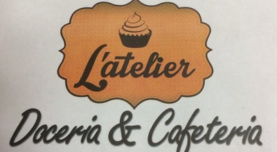 Photo of Cafe L'atelier Doceria e Cafeteria at Rua Camilo Brasiliense, 357, Limoeiro do Norte, Brazil