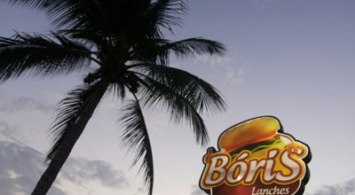 Photo of Burger Joint Bóris Lanches at Jose Moreira Sobrinh, Jequié 45206-510, Brazil
